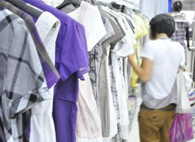 服装业转型阵痛——服装批零四大变化