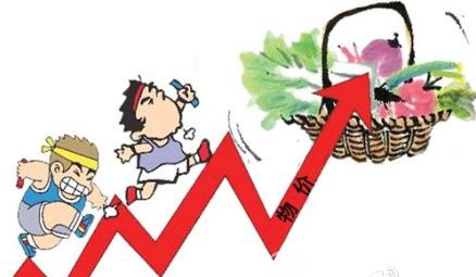 央行调查:过半居民认为物价高得难以接受